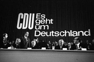 Party convention, Düsseldorf 1965