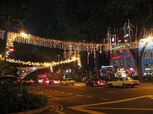 Christmas in Singapore, Orchard Road 5, 112006