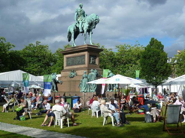 Edinburgh International Book Festival - Wikipedia