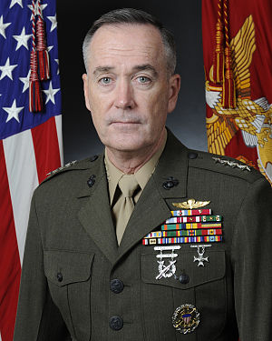 English: General Joseph F. Dunford, USMC 32nd ...