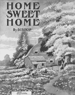 Popular anthems for the city of chicago despite ambiguity in johnson's original lyrics. Home Sweet Home Wikiwand