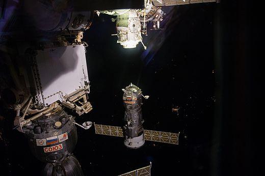 progress ms10 to resupply iss russianspacewebcom - HD4928×3280