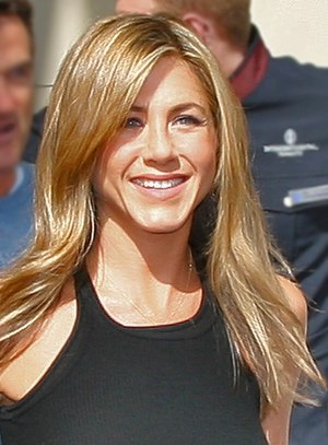 Jennifer Aniston at the 2008 Toronto Internati...