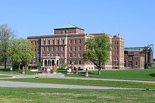Eloise Insane Asylum in Westland, Michigan