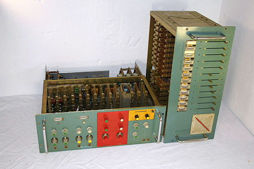 Kraftwerk Vocoder custom made in early1970s