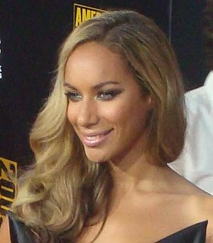 Leona Lewis (at the 2009 American Music Awards)