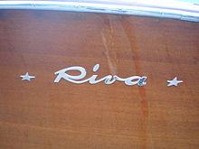 Riva Boote Wikipedia