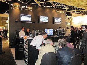 SSL booth @ IBC 2009
