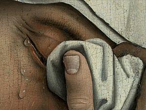 Weyden, Rogier van der - Descent from the Cros...