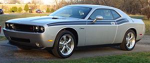 English: English: 2010 Dodge Challenger R/T Cl...