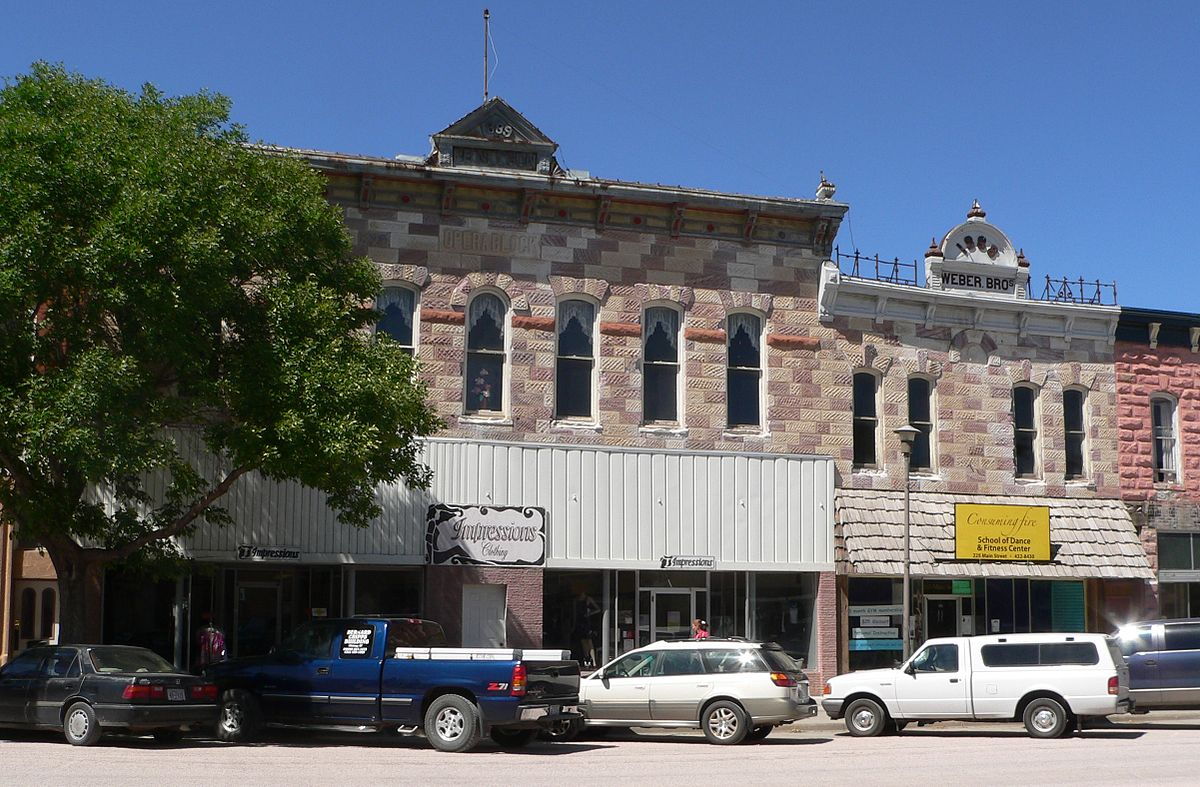 Chadron Commercial Historic District Wikipedia