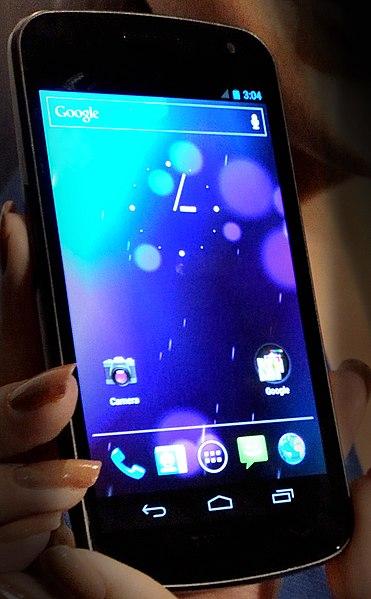 Berkas:Galaxy Nexus smartphone.jpg