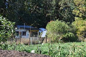 English: Organic farming