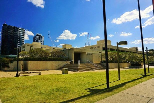 Queensland Art Gallery - Joy of Museums - External