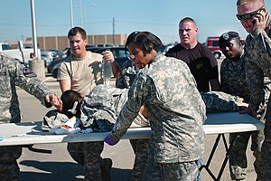 Fort Hood shooting: First responders use a tab...