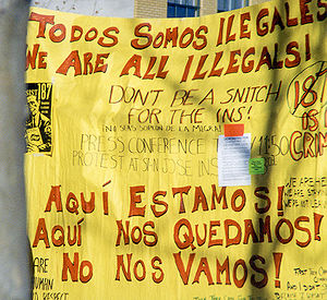 Millions of illegal aliens in the United State...