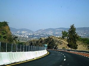 Español: La ciudad de Chilpancingo de los Brav...