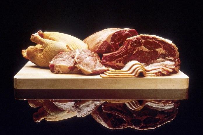 Alimentos para adelgazar: Carnes magras