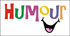 English: Humour