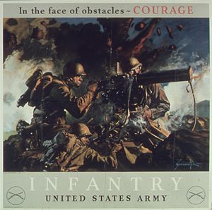 """""""In The Face Of Obstacles - Courage""""..."""