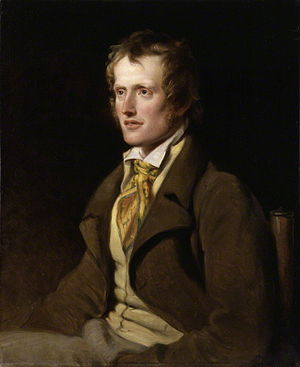 English: John Clare (1793-1864), Poet.