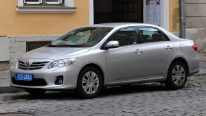 Toyota Corolla (E140)  Wikipedia