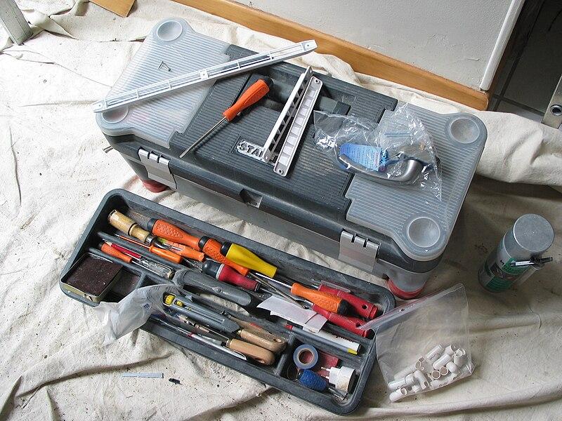 toolbox, toolkit