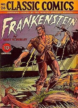 Mary Shelley, Frankenstein