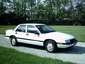 Resultado de imagen para Chevrolet Corsica Sedan 1996