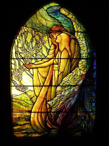 Guiding Angel - Tiffany Glass & Decorating Company, c. 1890.JPG