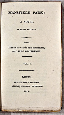 All text title page