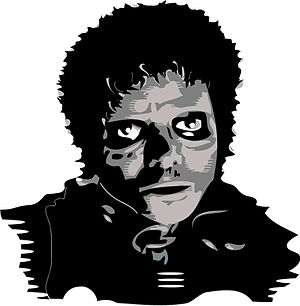 Michael Jackson Thriller Vector Image, availab...