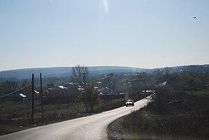 English: Plopeni Sat, Prahova County, Romania;...