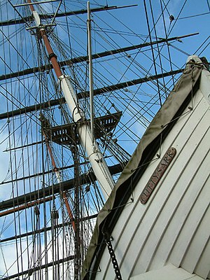 English: The Famous Cutty Sark The Cutty Sark ...