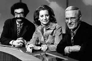 Publicity photo from the Today television prog...