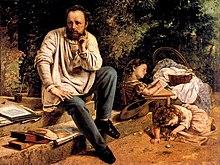 Proudhon und seine Kinder