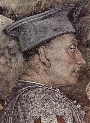Andrea Mantegna: Ludovico Gonzaga, 1474.