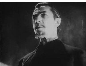 """Bela Lugosi in """"White Zombie"""" (1932)"""