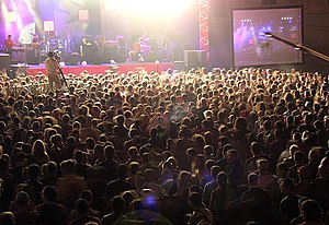 Darkwood Dub at Exit festival 2006
