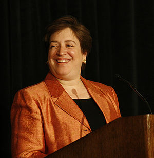 Elena Kagan as Dean of Harvard Law School