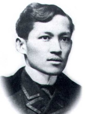 Jose Rizal, the national hero of the Philippin...