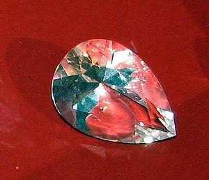 Lesser Star of Africa diamond - copy