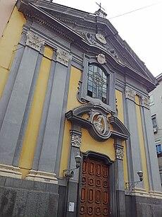 Santa Maria La Scala Wikipedia