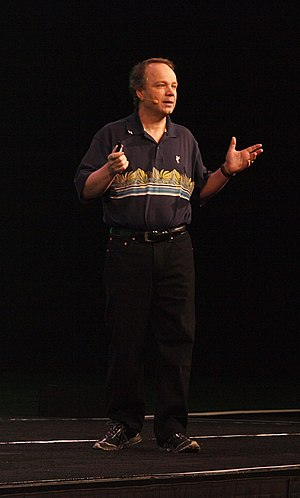 English: Sid Meier at the Game Developers Conf...