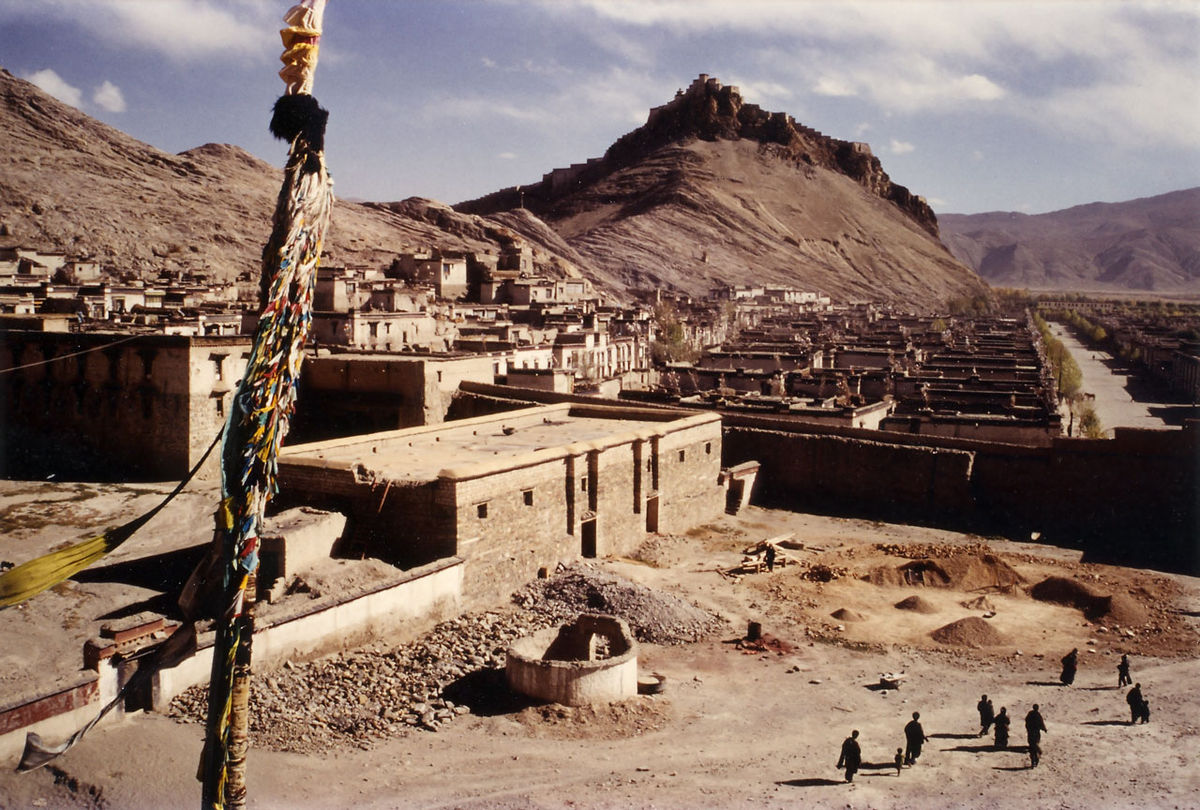 Tibet Travel Guide At Wikivoyage