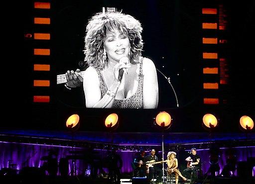 Tina Turner Concert