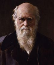 Charles Robert Darwin by John Collier cropped