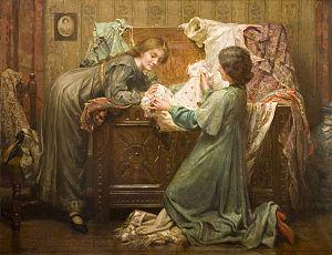 English: George Phoenix. the Grandmother's war...