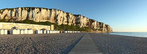 falaises du Treport