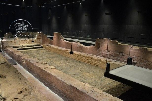 Roman Temple of Mithras - London Mithraeum